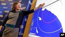 El epicentro se localizó en el Océano Pacífico, 70 kilómetros al oeste de Ferndale, California, según el USGS.