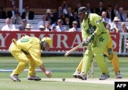 آسٹریلیا نے 1999 کے ورلڈکپ کے فائنل میں پاکستان کو باآسانی آٹھ وکٹوں سے شکست دی تھی۔