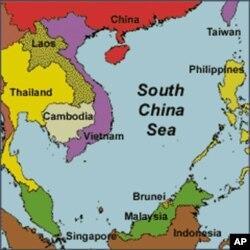 南中國海群雄