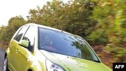 Xe Ford Figo