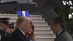 ԱՄՆ-ի նախագահը Սպիտակ տանն ընդունել է Հունաստանի վարչապետին