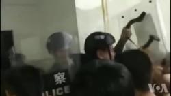 深圳维权声援团遭清场 声援者失联