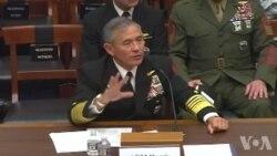 哈里斯上将说中国向朝鲜施压有限原声视频