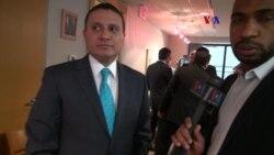 Entrevista con el canciller de Guatemala