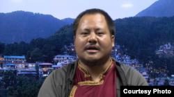 """流亡藏人关却才2017年回青海探亲时,曾在""""再教育营""""中度过10天"""