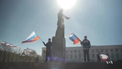 Crimea Declares Independence