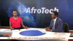 Afrotech du 2 mai 2018