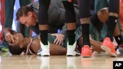 Después de una lesión un deportista debe tomarse su tiempo para regresar porque las lesiones todavía permanecen y puede empeorar su condición.