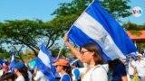 El año 2018 marcó la historia reciente en Nicaragua por las protestas antigubernamentales. Foto Donaldo Hernández/VOA.