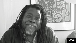 Gimo Mendes - músico moçambicano