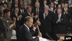 Các dân biểu đảng Cộng hòa đã chính thức nắm quyền kiểm soát Hạ viện hồi đầu tháng này