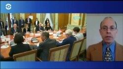 Встреча Помпео с Путиным и Лавровым