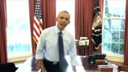 Optimizam i vjera u Ameriku će biti fokus večerašnjeg Obaminog obraćanja narodu