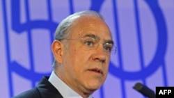 Chủ tịch OECD Angel Gurria