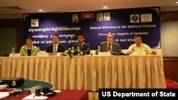 Partnering With Cambodia on Nuclear Safeguards