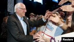 Los soñadores consideran que el precandidato Bernie Sanders es su mejor opción para lograr finalmente una reforma migratoria en el Congreso.