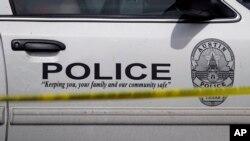 Фото для ілюстрації: машина поліції в Техасі