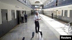 Perezida Obama mw'ibohero ryo muri rata ya Oklahoma