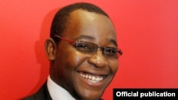 Zimbabwean Entrepreneur Takunda Chingonzo.