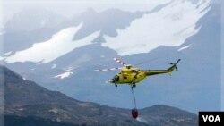 En días pasados, otro incendio consumió 14 mil hectáreas del parque Torres del Paine, en Chile.