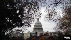 Capitol Hill in Washington, D.C. (Photo by Diaa Bekheet)