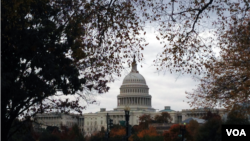 美国国会(资料照)