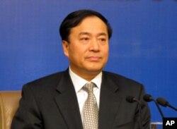 中国住房和城乡建设部副部长齐骥