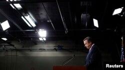 El presidente de la Cámara de Representantes, John Boener, no ve una solución rápida a los recortes presupuestarios en Estados Unidos.