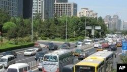 北京提出緩和交通擠塞的提議
