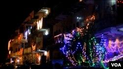 کراچی میں دیوالی کا جشن