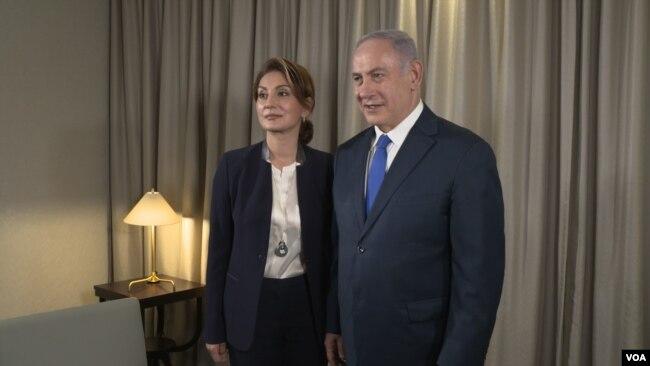 گفتگوی اختصاصی با ستاره درخشش رئیس بخش فارسی صدای آمریکا با بنیامین نتانیاهو نخست وزیر اسرائیل در حاشیه نشست ورشو در لهستان صورت گرفت