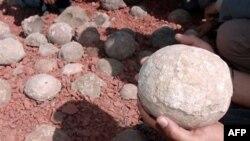 Раскопки Мелового периода. Архивное фото.