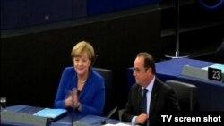 Merkel û Holland