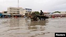 Mafuriko nchini Somalia