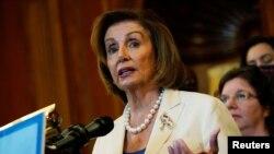 Nancy Pelosi, Prezidan Chanm Bas Lèzetazini an.