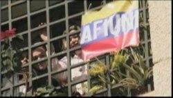 """Eligio Cedeño afirmó que millones de venezolanos son víctimas de """"un gobierno que no respeta la Declaración Universal de los Derechos Humanos""""."""