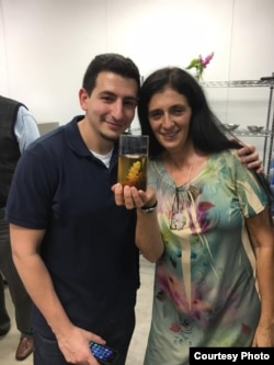 Белла Каракіс, співвласниця ChefScape