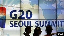 El presidente participará en las sesiones de trabajo de la cumbre del G-20 en la capital de Corea del Sur.