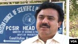 انجینیئر آغا وقار احمد خان