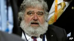 国际足联前执行委员会成员来自美国的查克·布莱泽