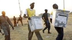 پایان رای گیری برای استقلال جنوب سودان