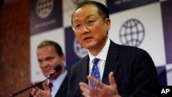 Presidente do Banco Mundial, Jim Yong Kim