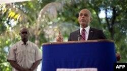 Ứng cử viên Michel Martelly (ảnh tư liệu)