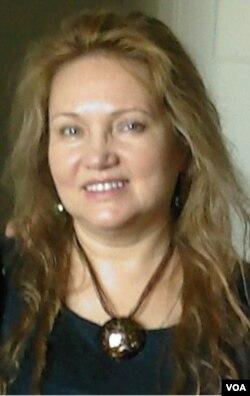 Режиссер и автор сериала Нина Зарецкая