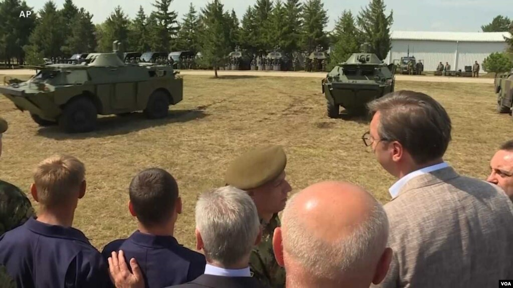 Kosovë, shqetësime për armatosjen e Serbisë nga Rusia