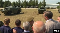 Armes serbes-russes