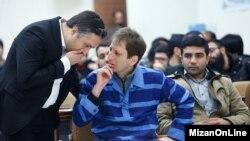 یکی از جلسات دادگاه بابک زنجانی