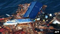 «Мусорное» цунами может достичь побережья США