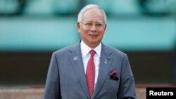 PM Malaysia Najib Razak hari Senin (2/9) mengumumkan bagian dari reformasi fiskal dengan pengurangan subsidi BBM (foto: dok).