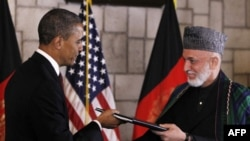 اوباما: آمریکا به افغانستان پای بند است